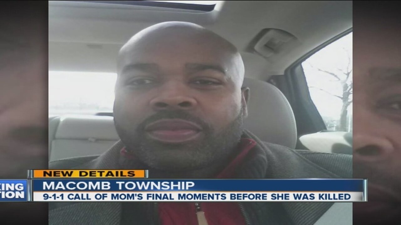911 calls released in Macomb Township murder
