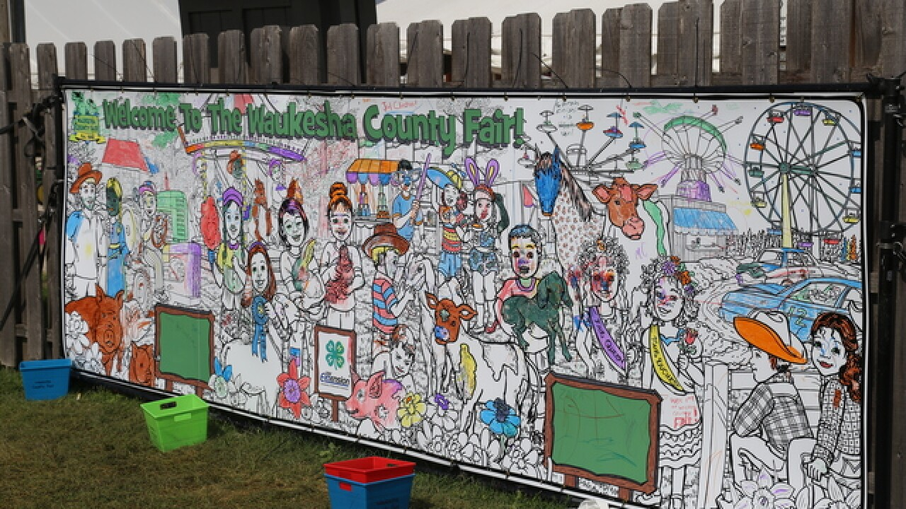 The 174th Waukesha County Fair comes to a close