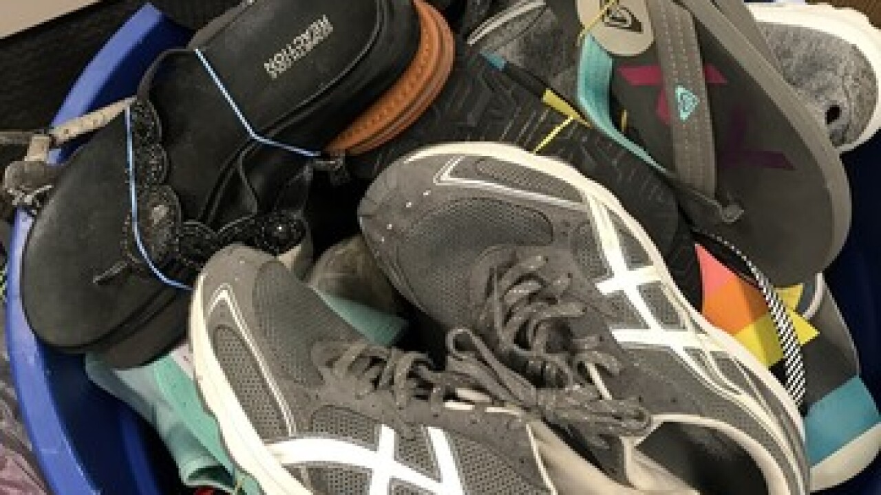 Greenwood Christian School hopes your old shoes help buy new classrooms 3ccad52bc