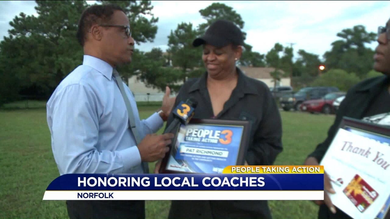 People Taking Action: Two local women stay busy volunteering for multiple youth sportsteams!