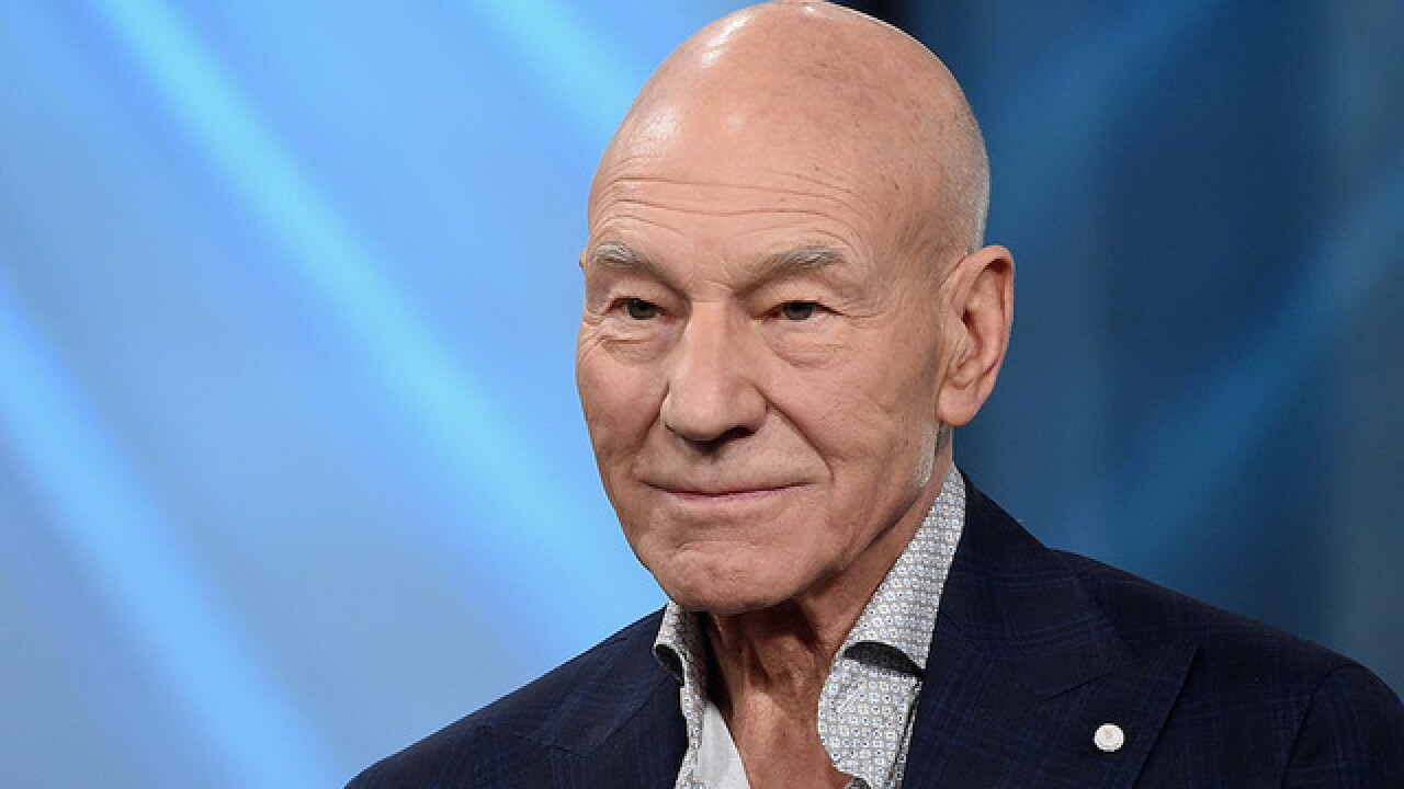 Patrick Stewart to apply for US citizenship to 'fight' Trump