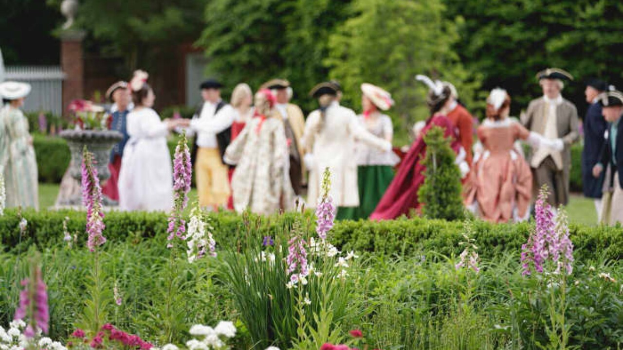 Spring brings new programs and activities to ColonialWilliamsburg