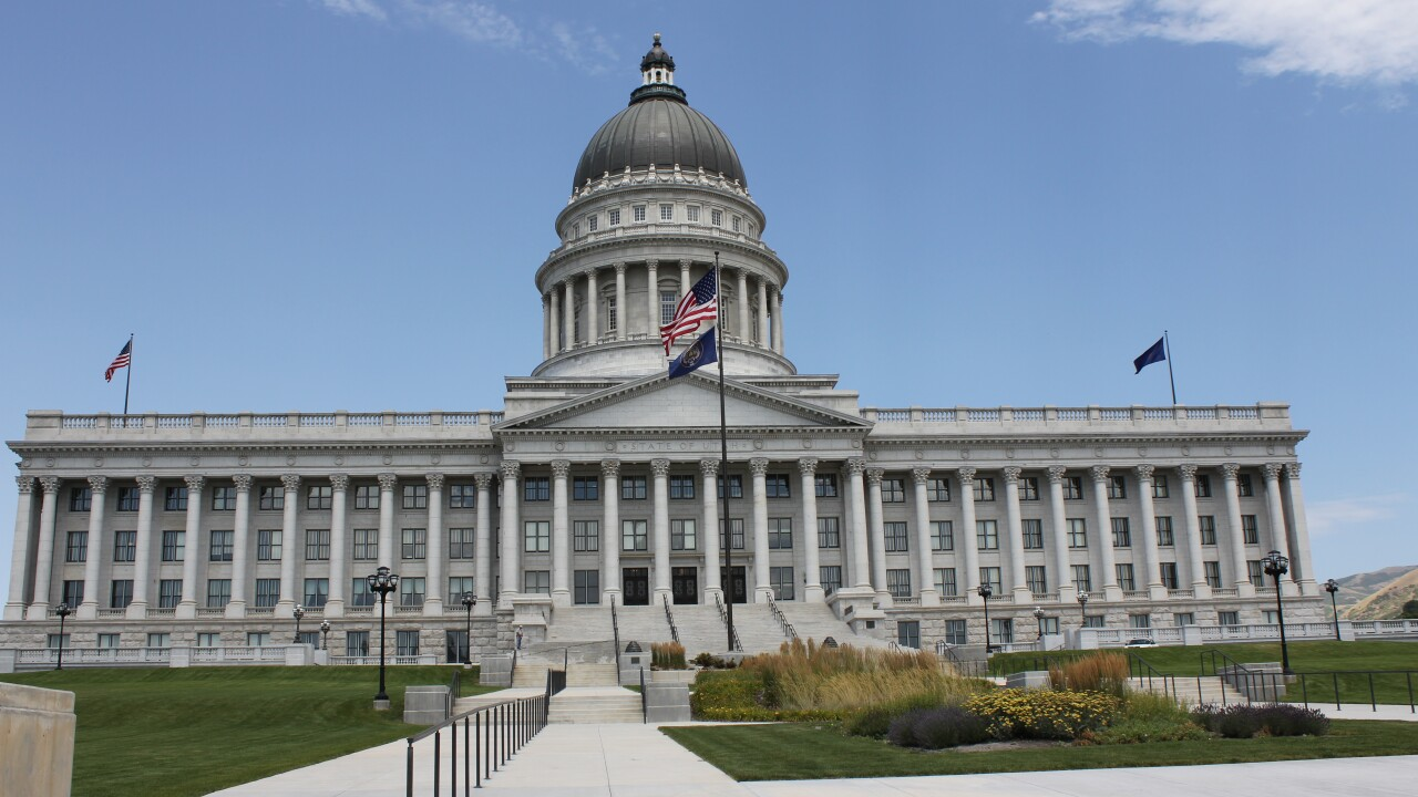 Bill creates tax exemption for diapers, feminine hygiene products in Utah