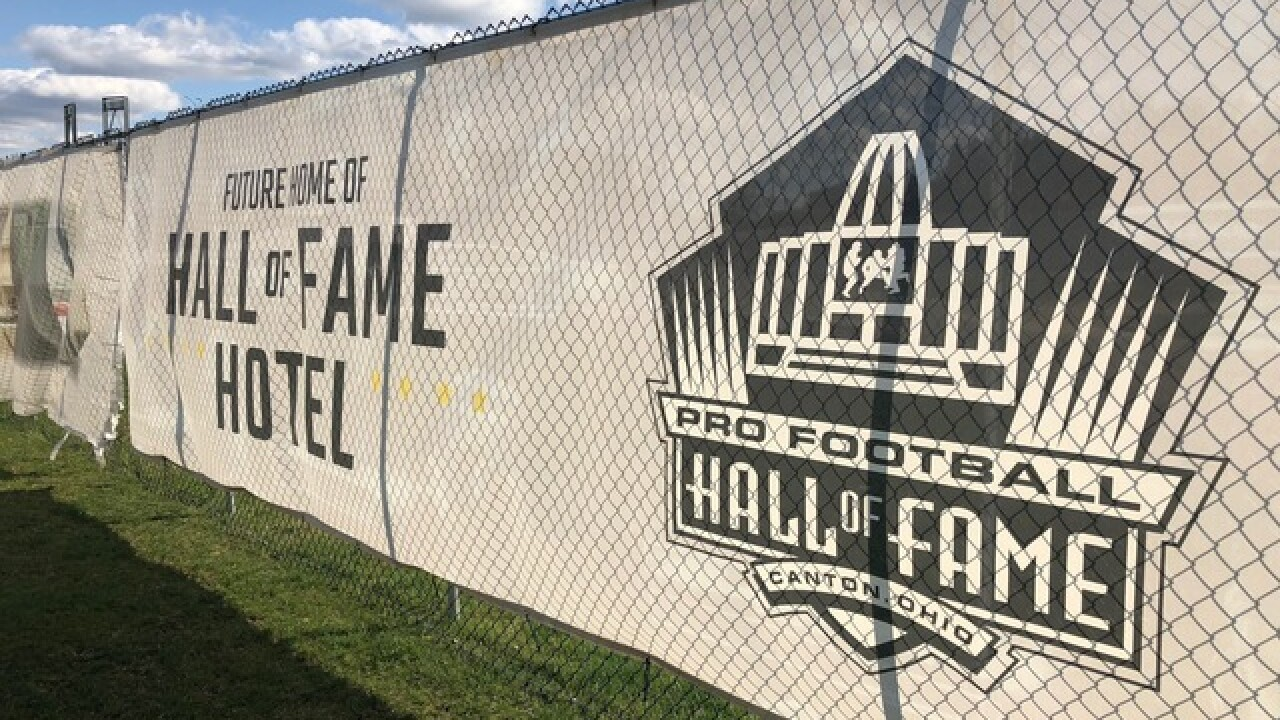 Hall of Fame Village brings in Wall Street help