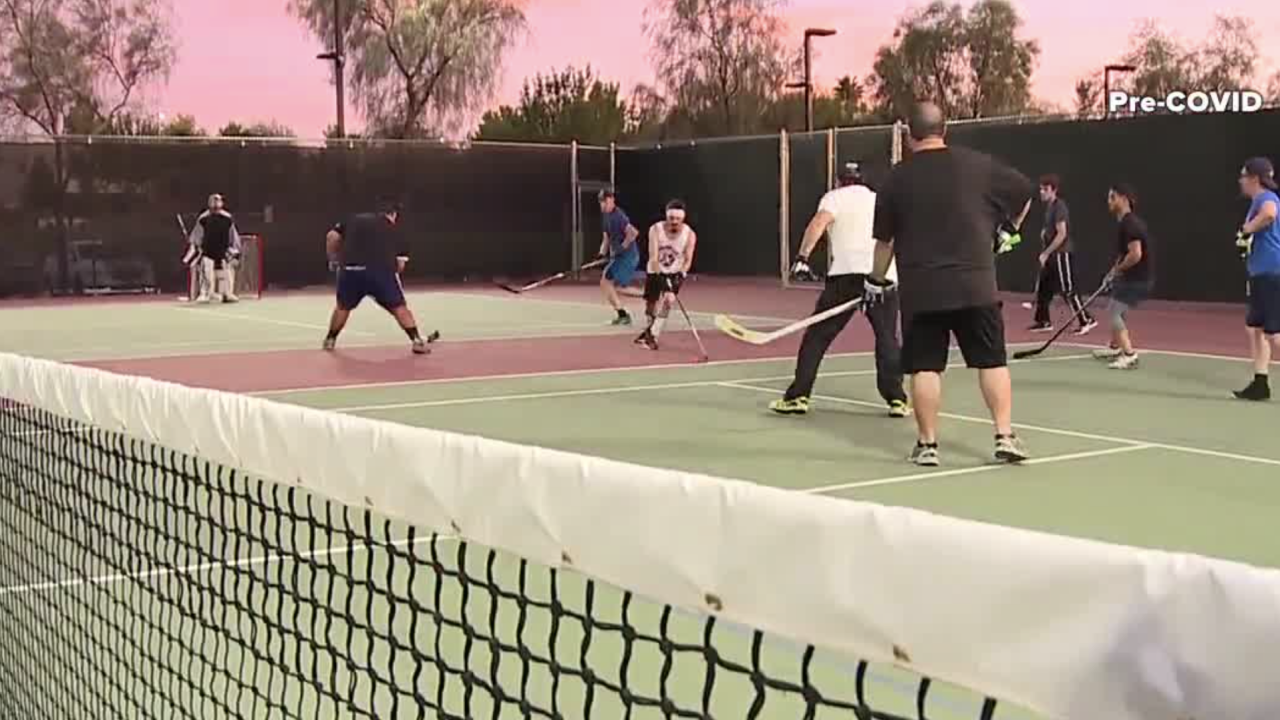 Pick up street hockey group shut down by City of Henderson
