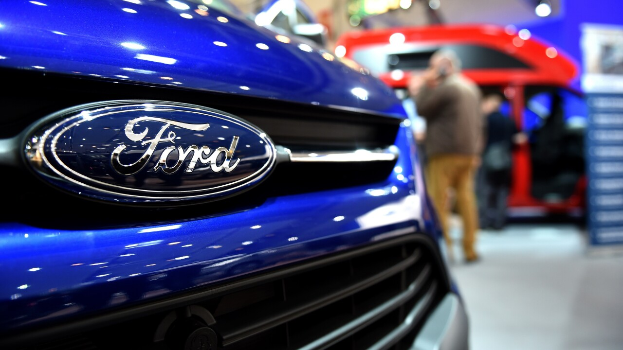Ford has recalled