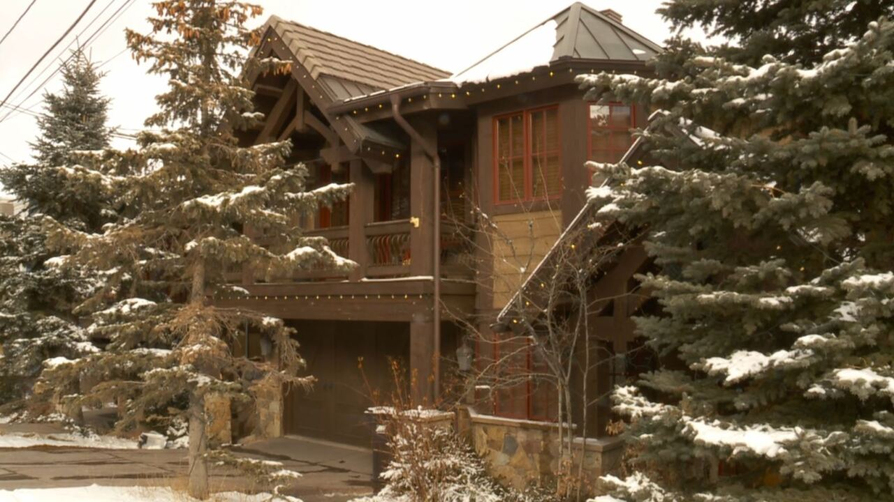 These are photos from around Park City, Utah where former shoe mogul Tony Hsieh bought up millions in real estate before his death in Nov. 2020.