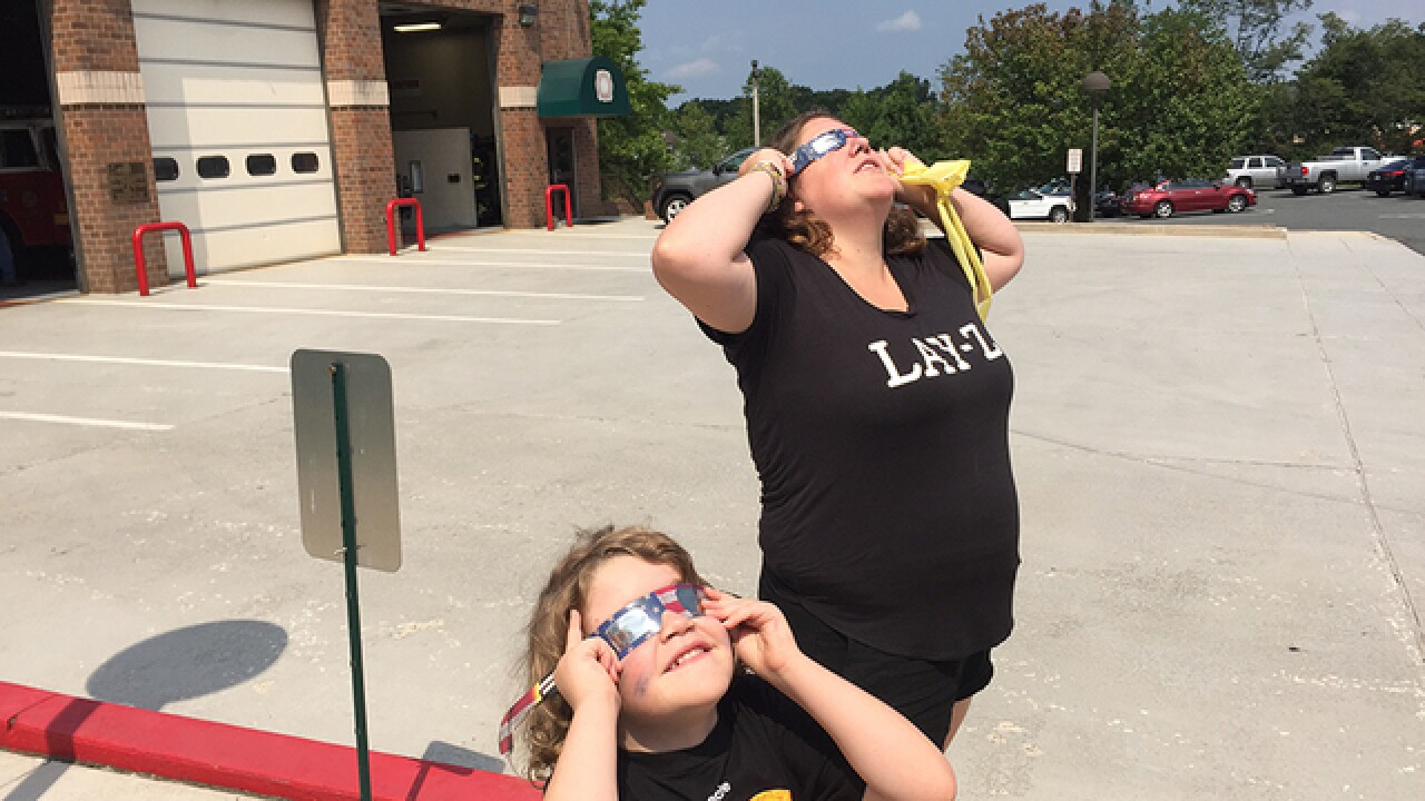 Eclipse becomes a child learning tool in Joppa