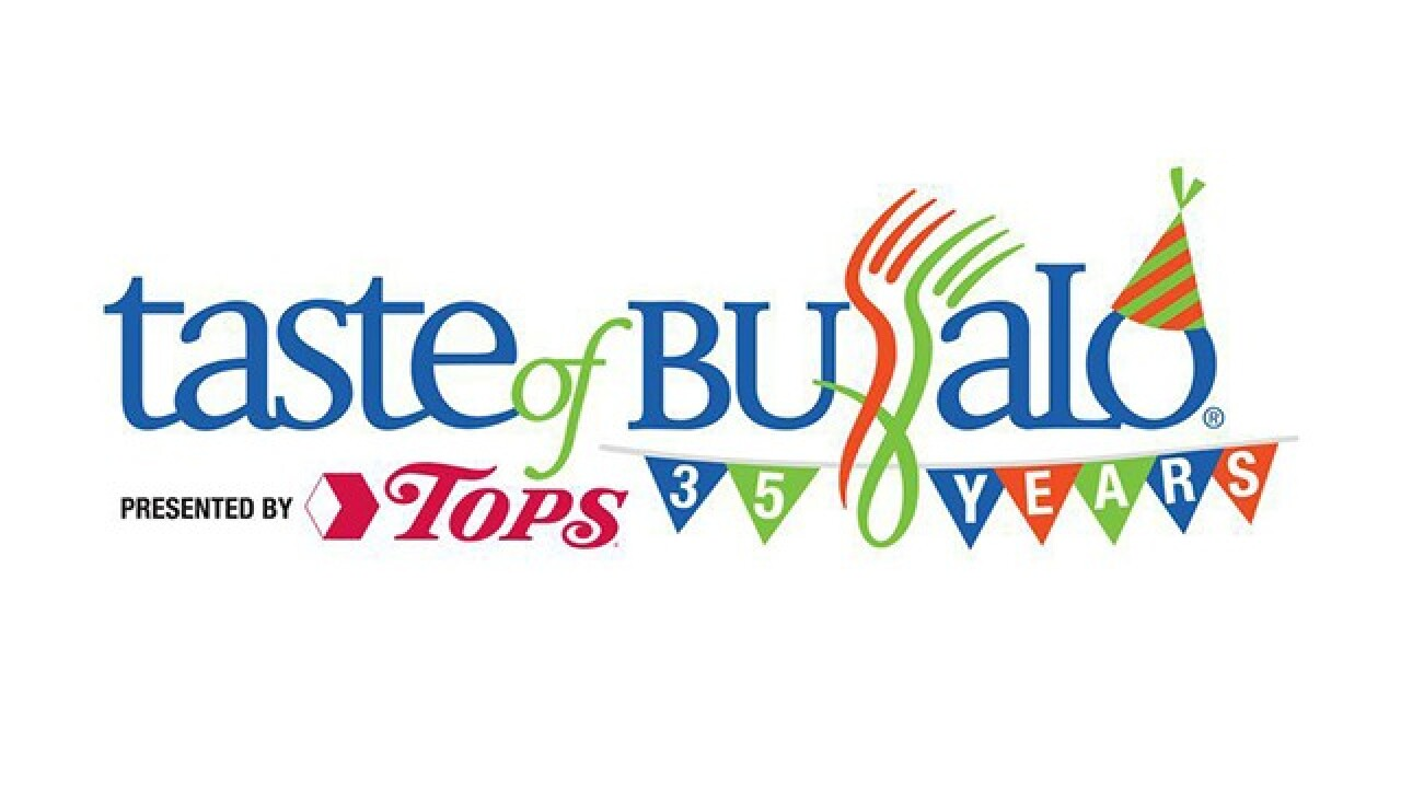 The best of The Taste of Buffalo