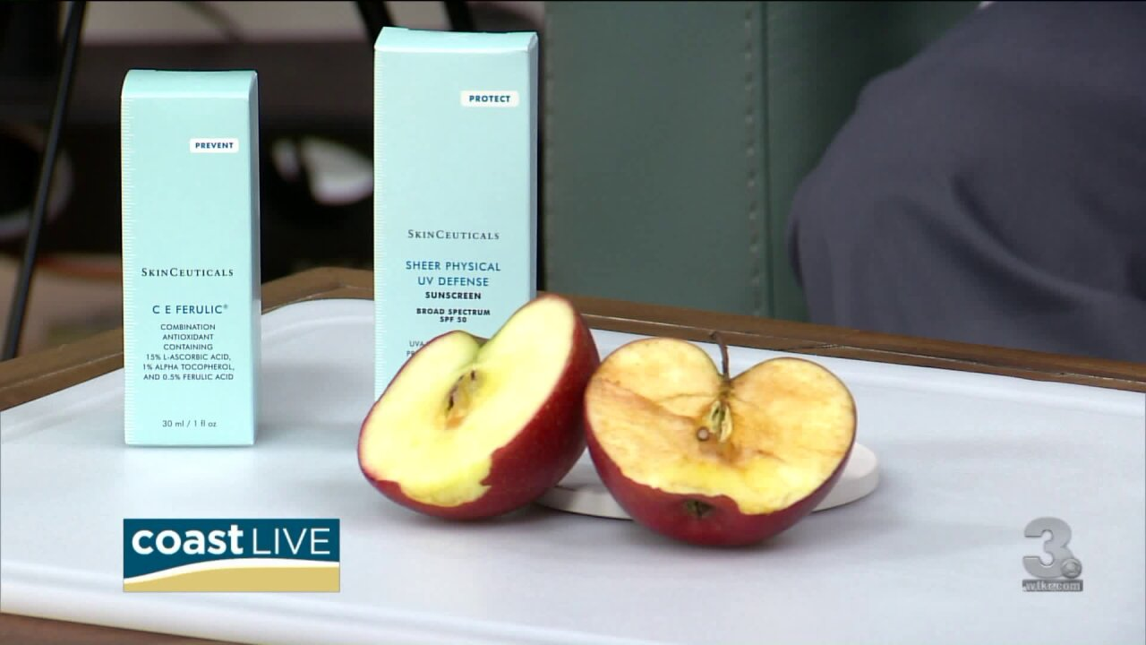Getting your skin ready for summer on CoastLive