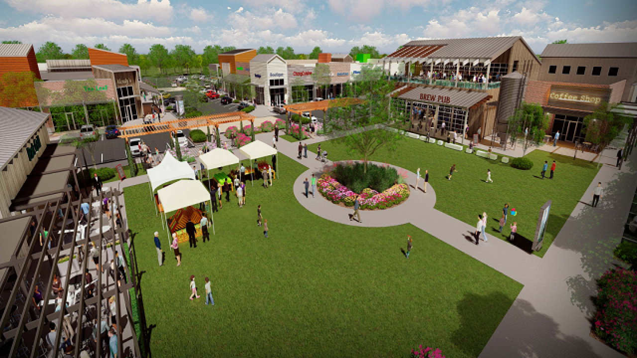 The Yard at Fishers District to offer shopping, entertainment, up to 18 restaurants