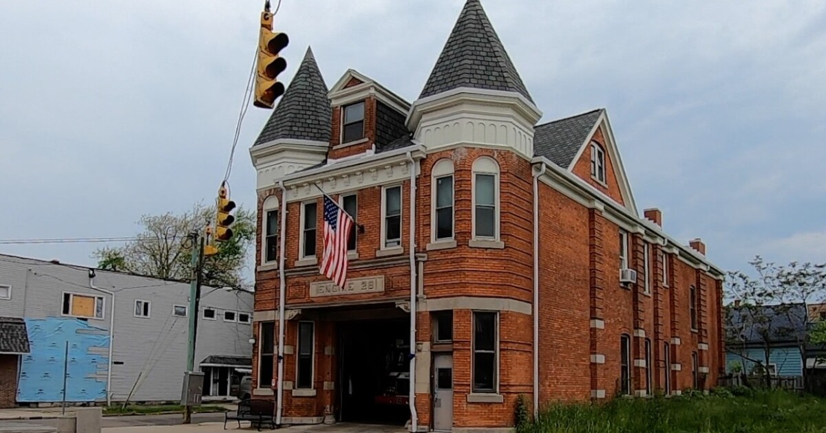 Architectural treasure is 124 years old and still in operation for the Buffalo Fire Department