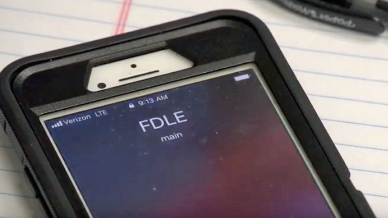 If FDLE calls, be suspicious  Florida Attorney General Ashley Moody says