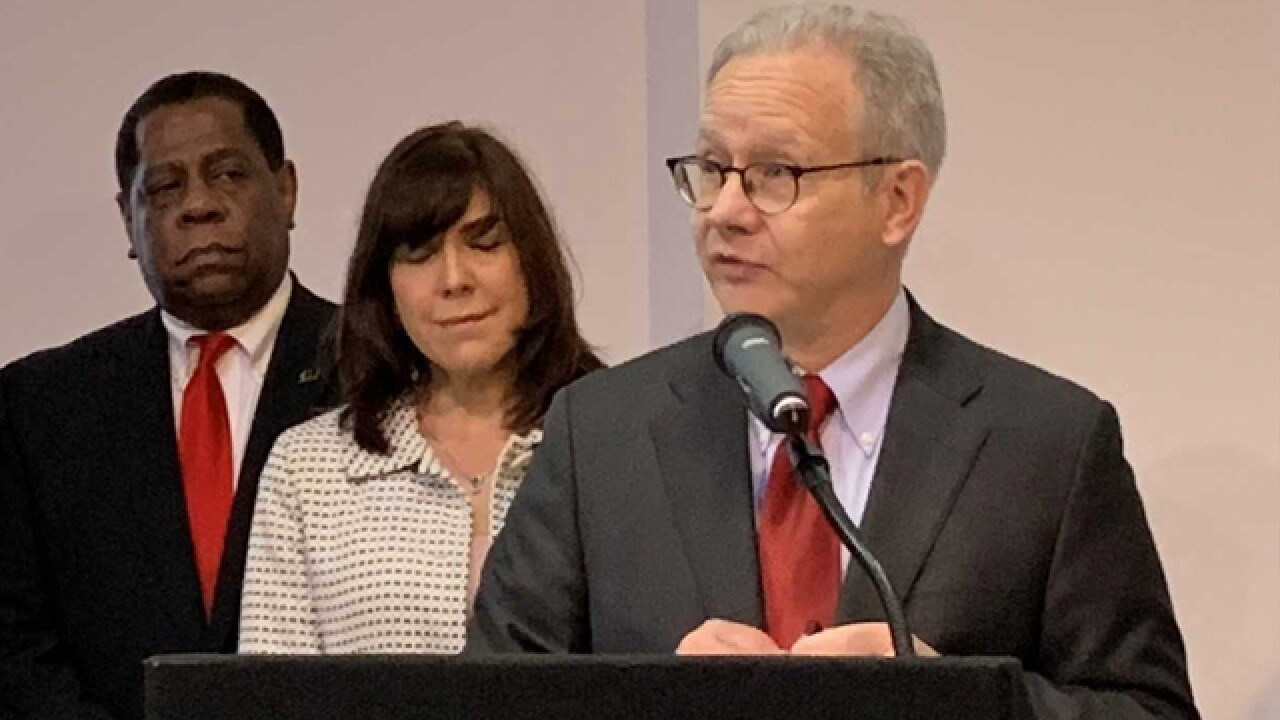 Briley announces policy changes to address race, gender disparities in city contracts
