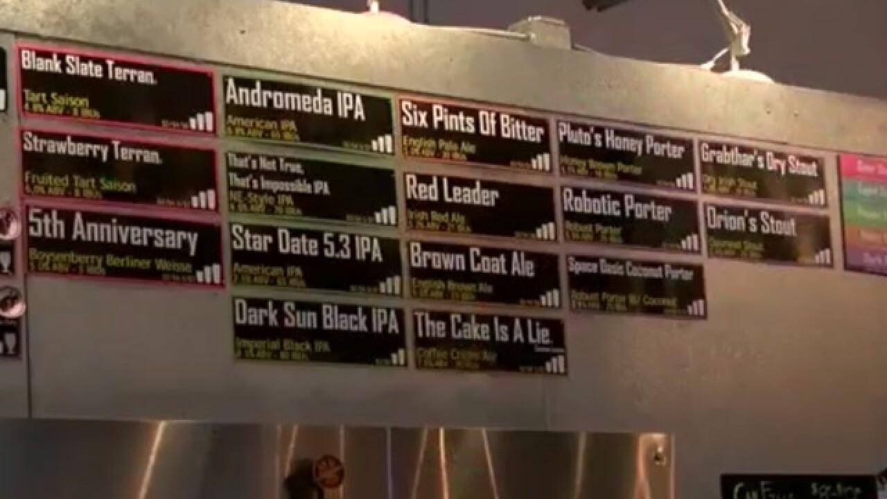 Miramar's Intergalactic Brewery to close