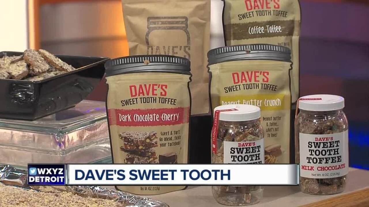 dave sweet tooth toffee