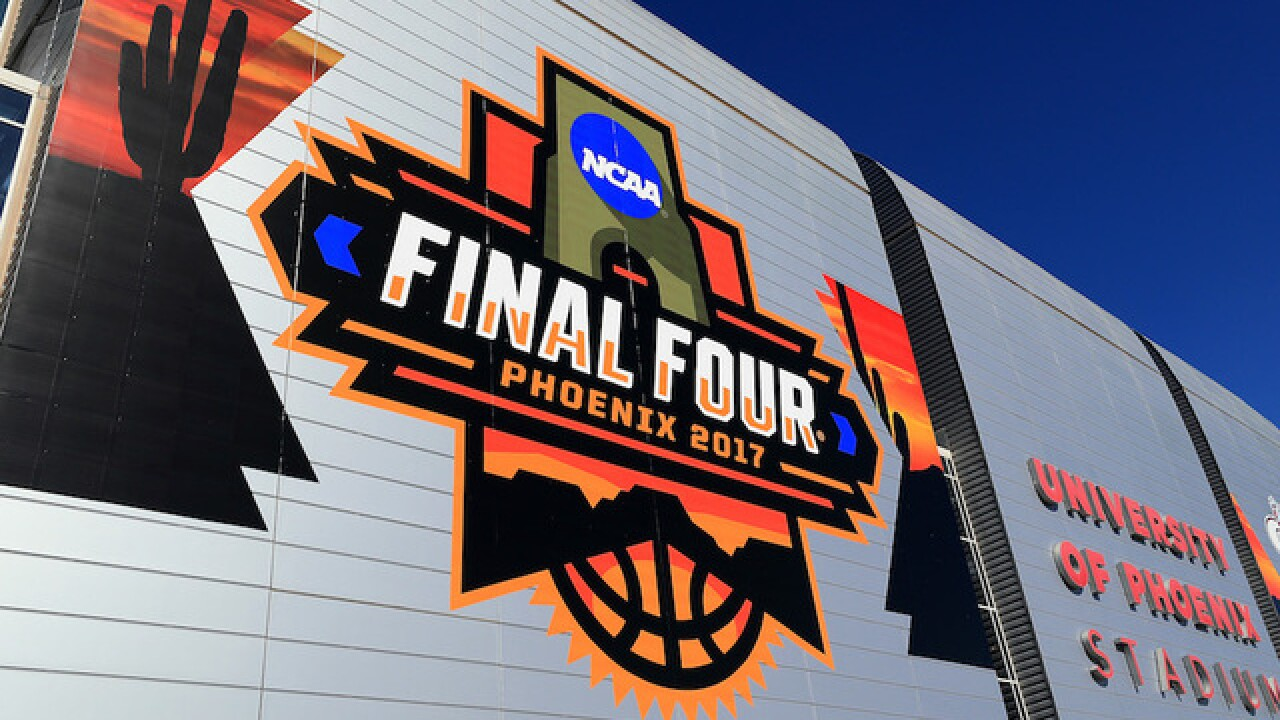 The Final Four will return to Arizona in 2024
