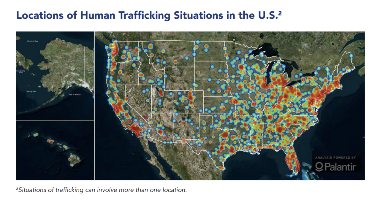 Experts shed light on human trafficking in our communities