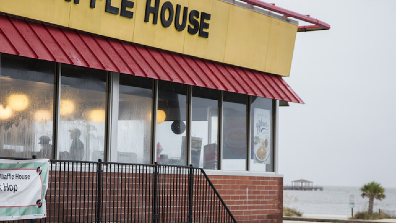 Georgia woman sues Waffle House, says drink was mixed with bleach