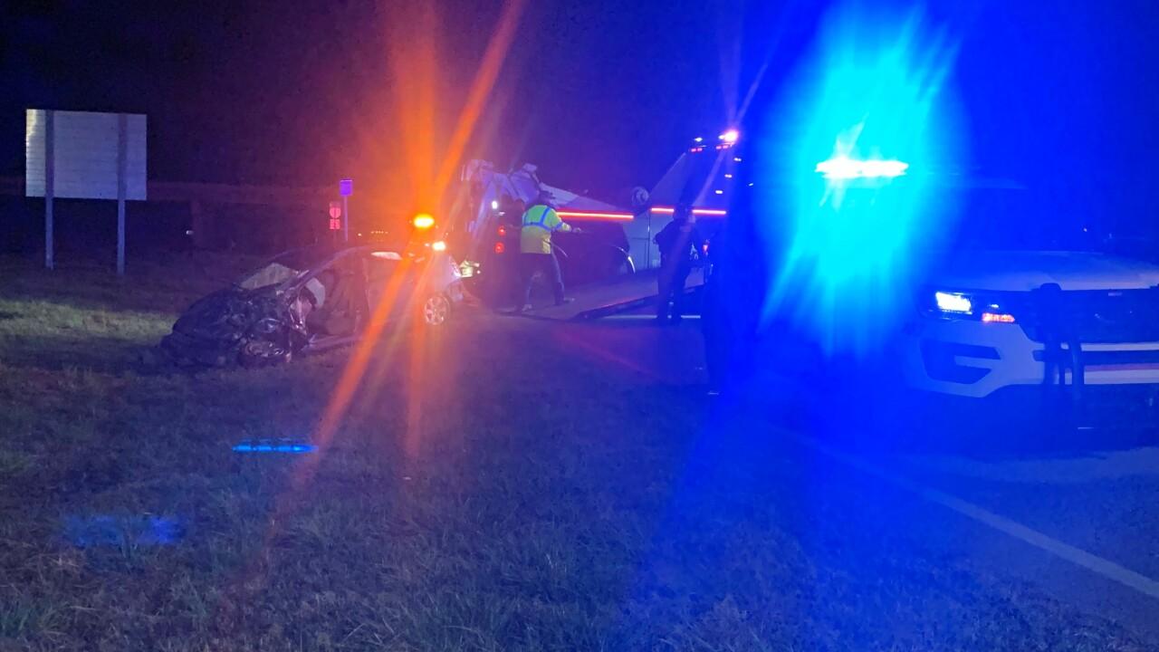 PHOTO- Verdigris crash photos
