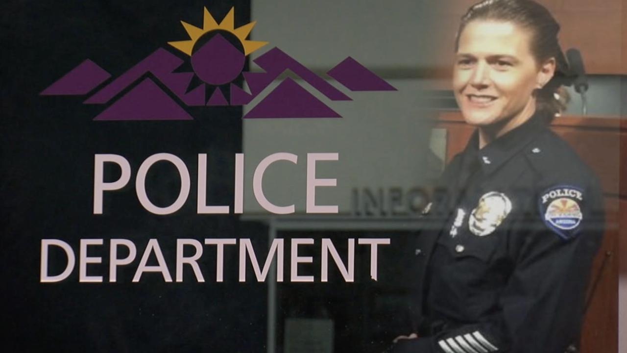 Surprise Lt. Theresa Arviso