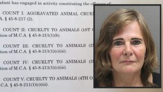 Pamela Jo Polejewski has been charged with several counts of animal cruelty