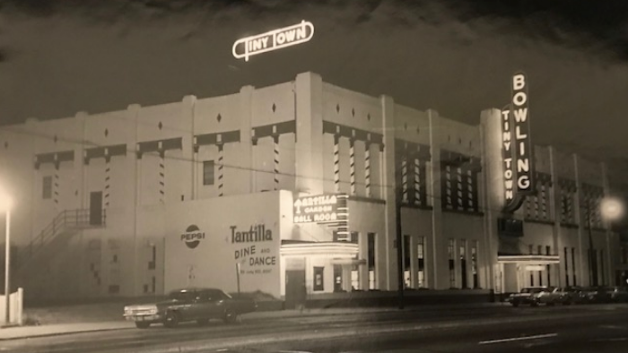 RVA's Tantilla Garden: The rise and fall of the grandest ballroom in the South