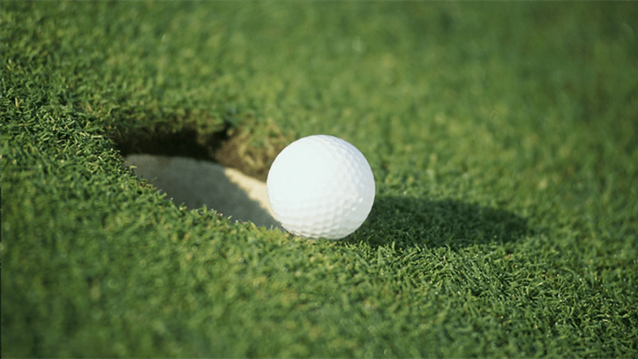 Golfers play to benefit children fighting cancer