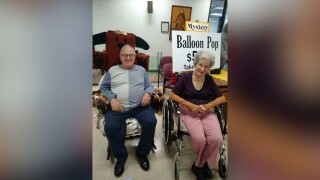 Couple separated by COVID-19 restrictions hope for reunion soon.jpg