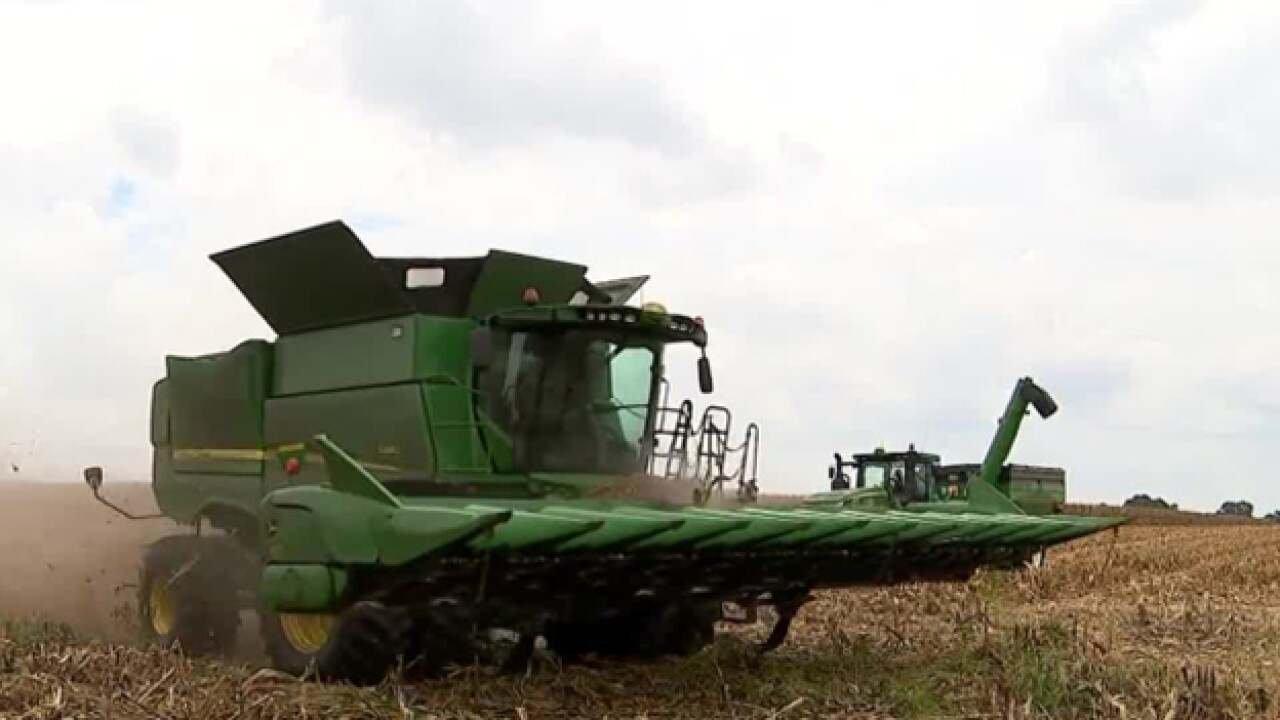 Controversial weed killer may force some farmers out of business