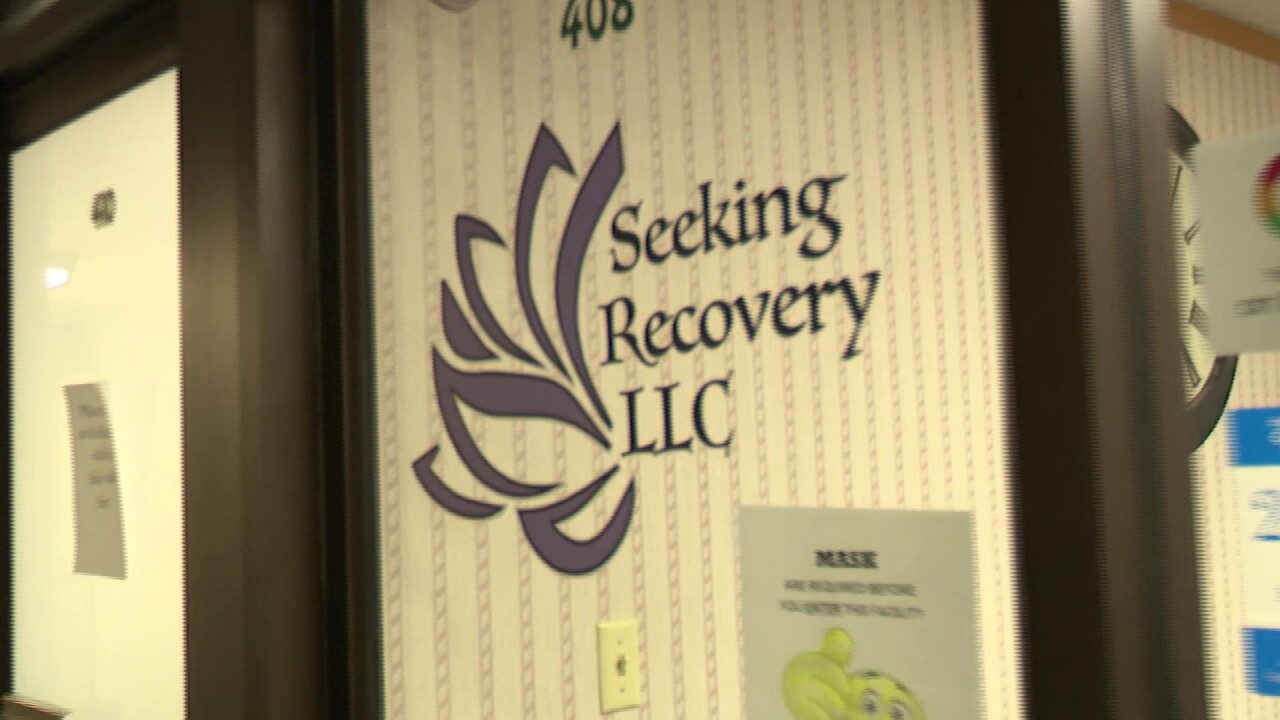Seeking Recovery addiction counseling service in Great Falls