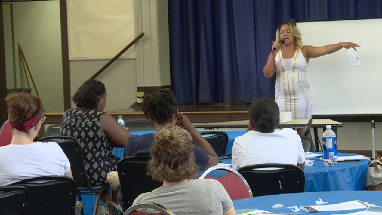 Town Hall Discusses The Incarceration Of Women