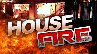 Fire Destroys Madison County House