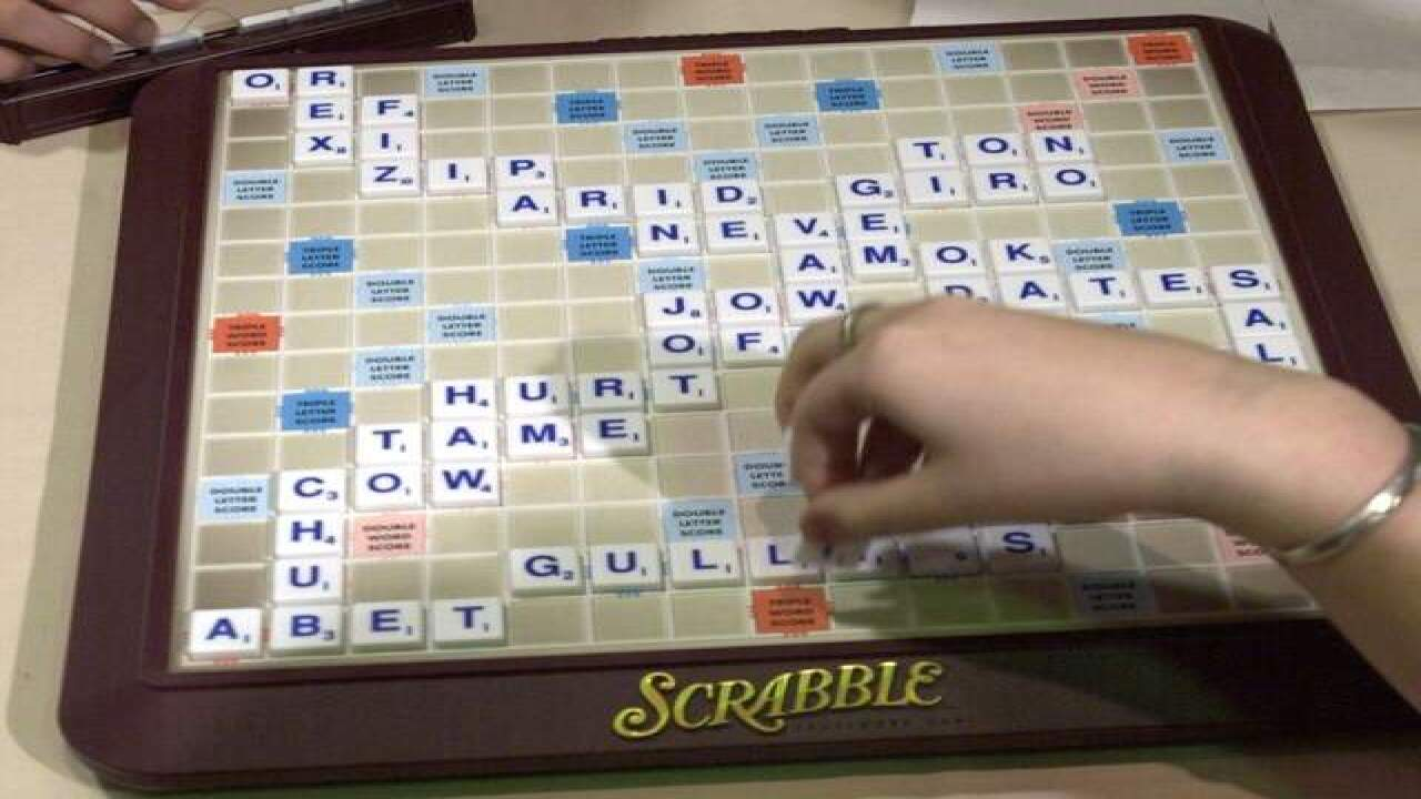 Scrabble adds 300 words, including one we've all been waiting for: OK
