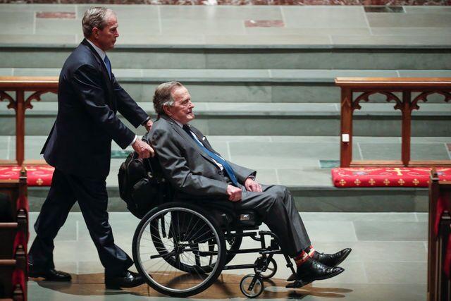 PHOTOS: President George H.W. Bush through the ages