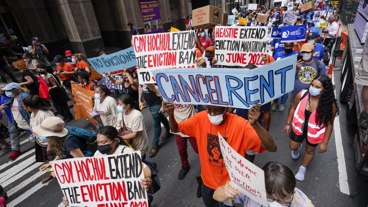 Eviction Moratorium New York