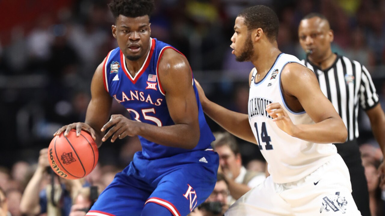 Azubuike declares for the NBA draft