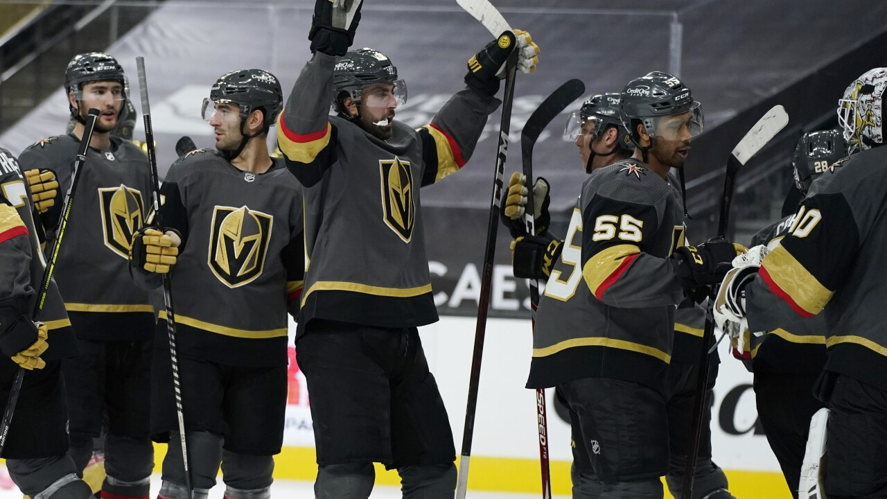 Coyotes Golden Knights Hockey