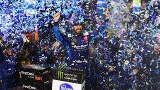 Martin_Truex_Monster Energy NASCAR Cup Series First Data 500