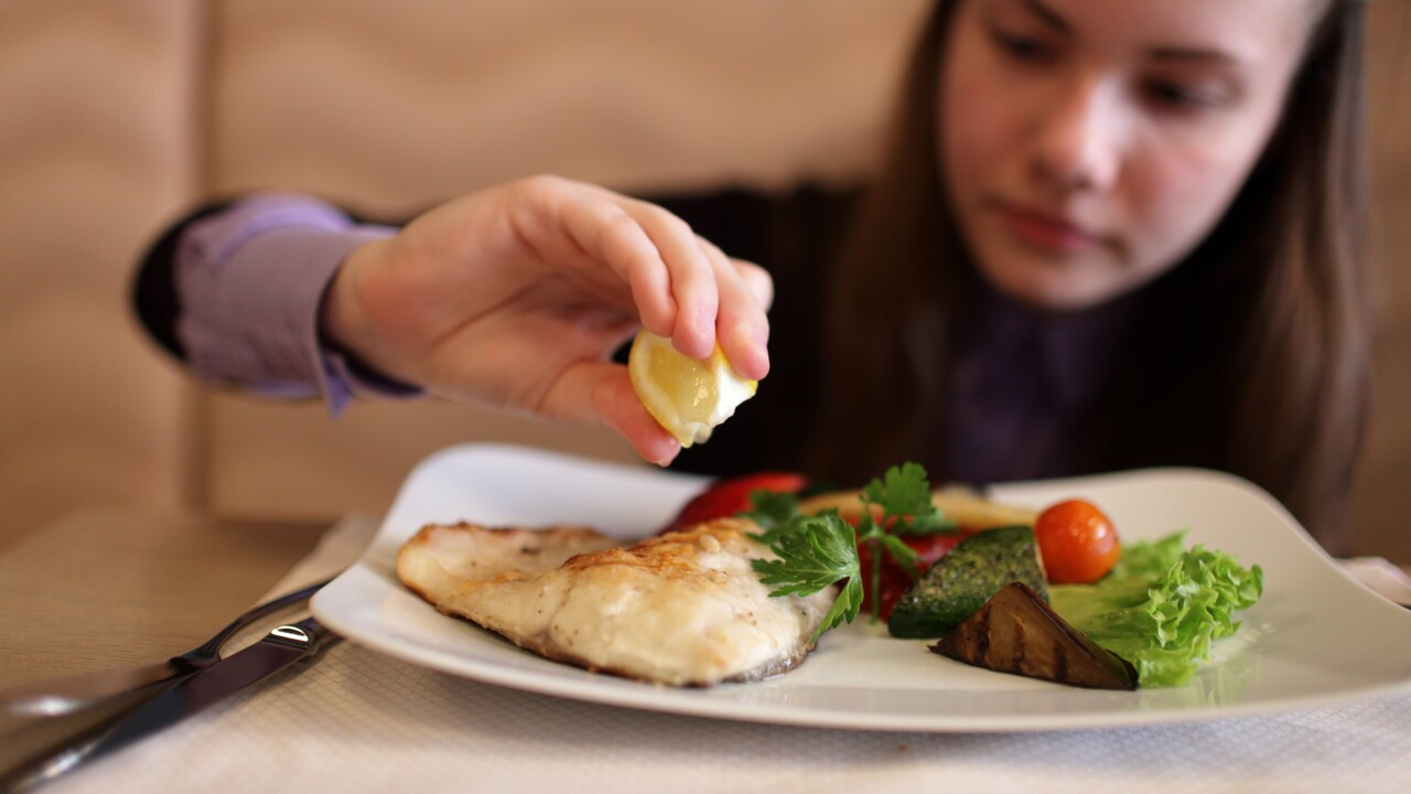 Eating fish improves kids' IQ scores and sleep, study says