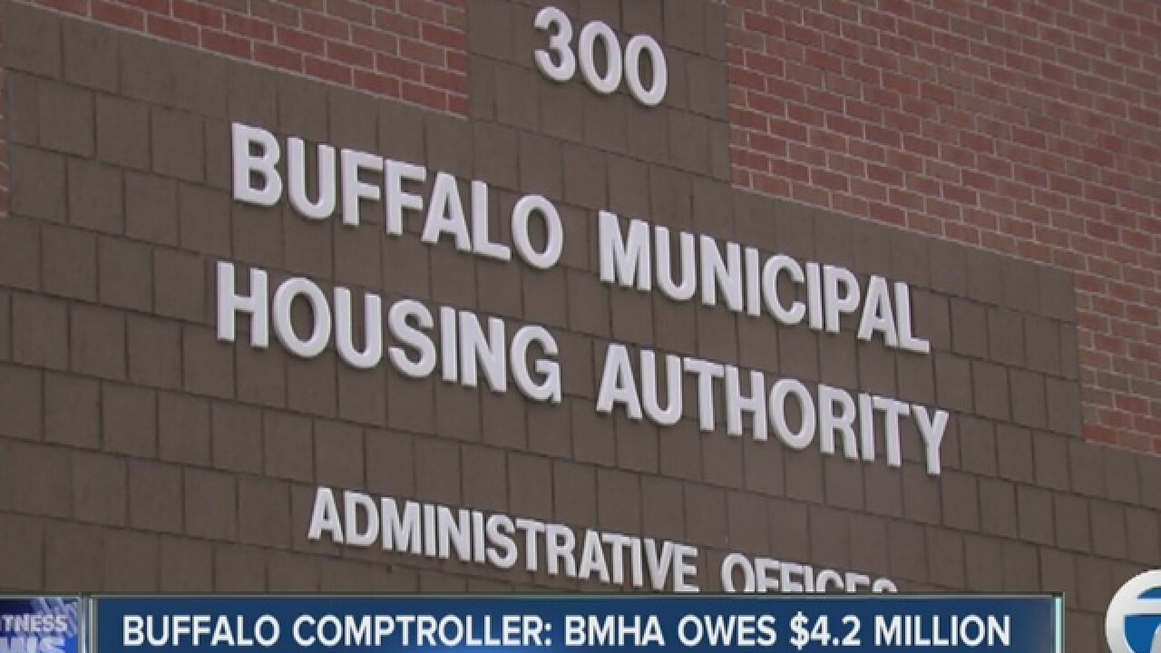 Federal agency audits BMHA spending