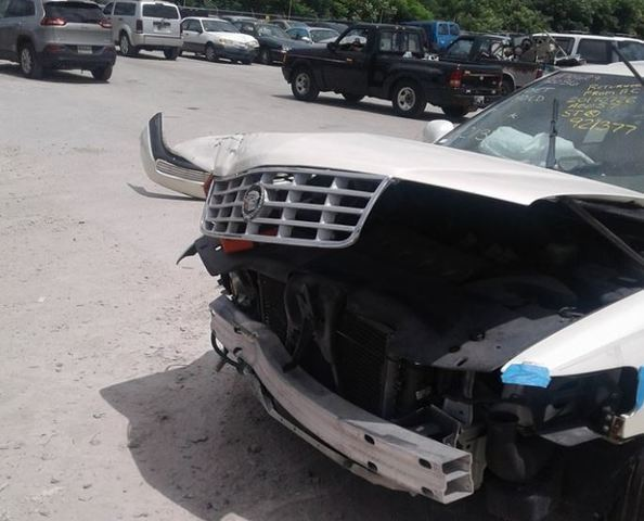 PHOTOS: Aaron Bailey's vehicle as released by family