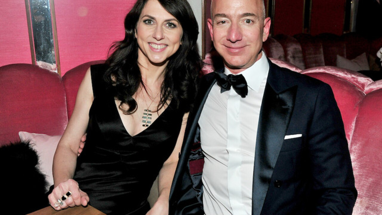 Jeff Bezos is the richest person in history