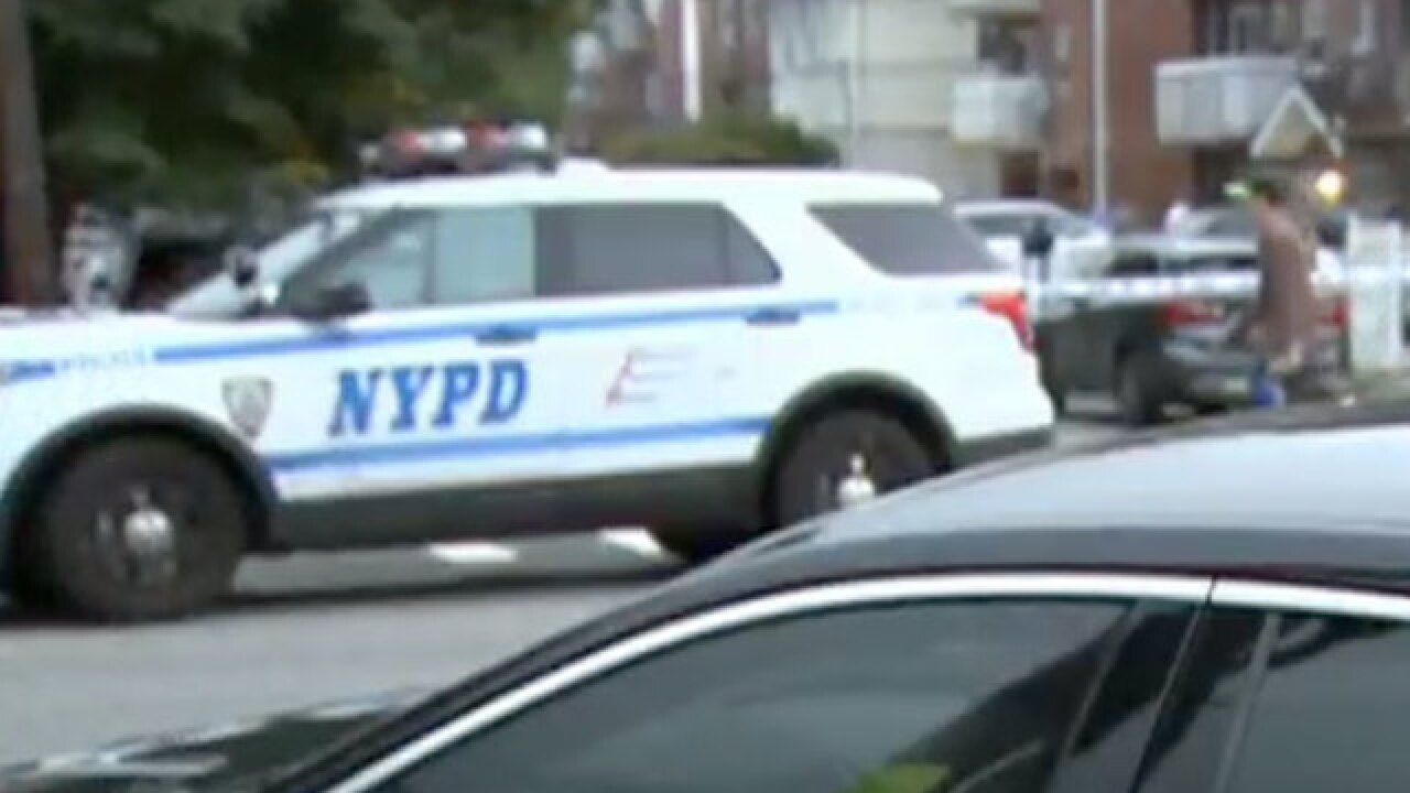 Three infants, two adults stabbed at day care facility in New York City