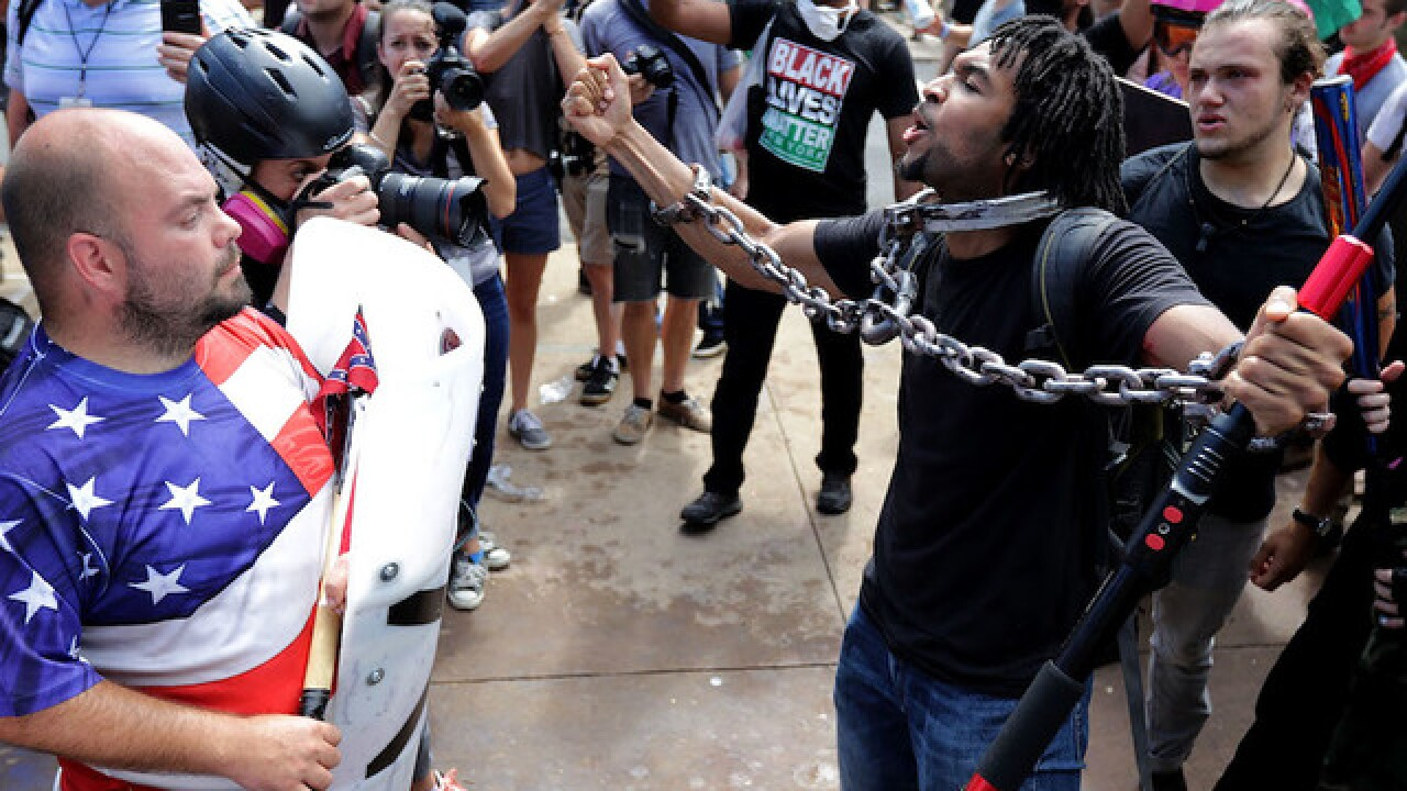 City on edge ahead of 'Unite the Right' rally