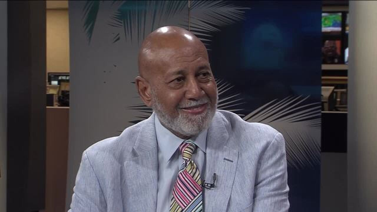 To The Point 8/27/17: Rep. Alcee Hastings