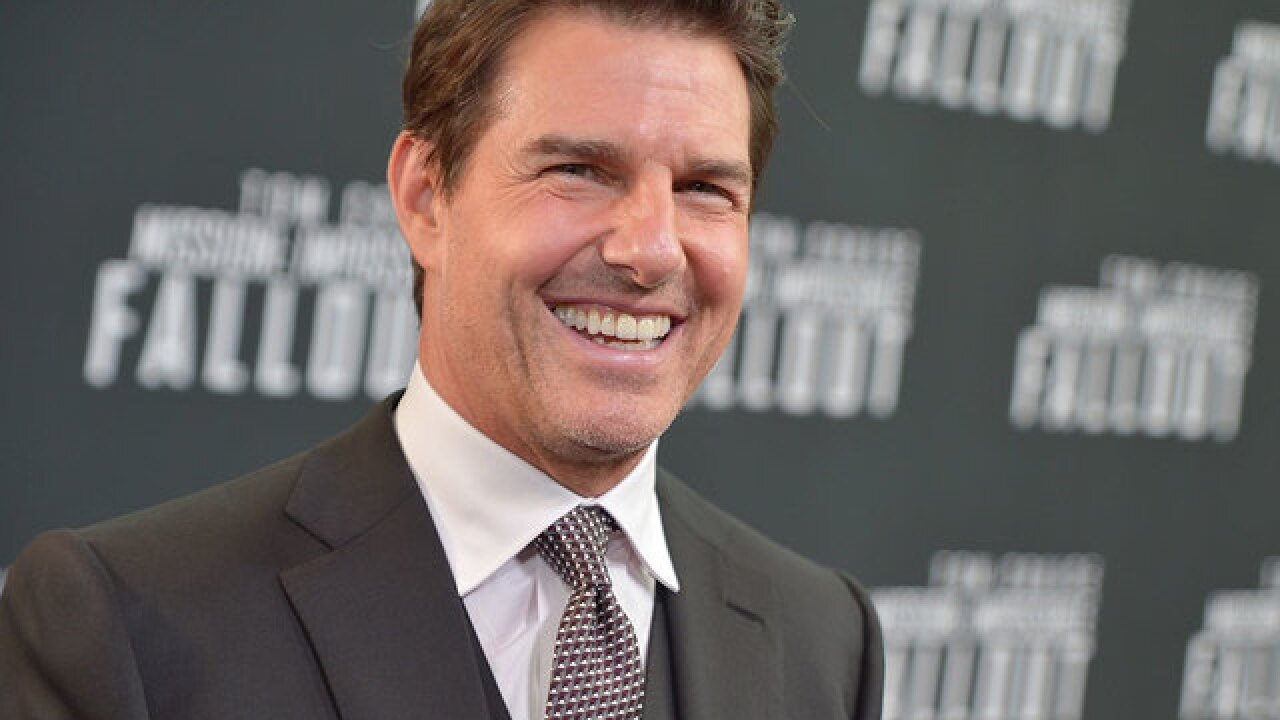 Tom Cruise moves to Florida after selling Beverly Hills home