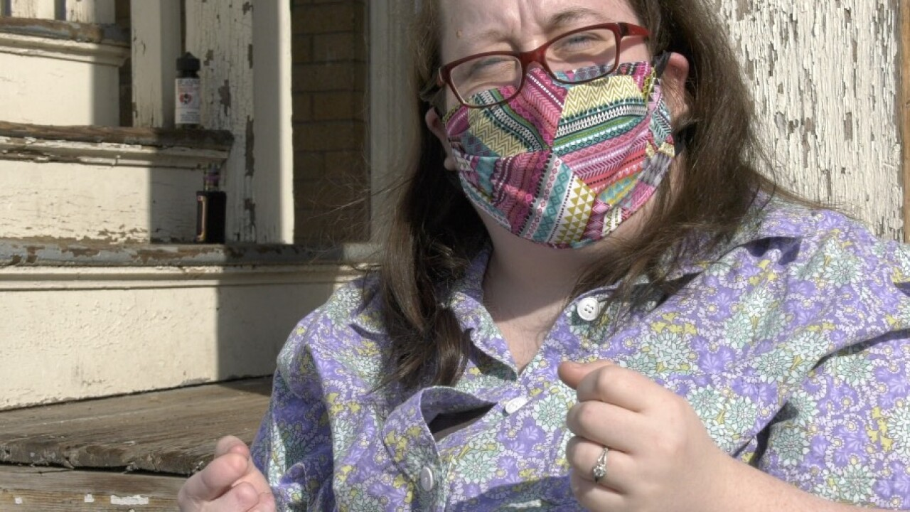 Butte quilters making free masks to help stop spread of coronavirus