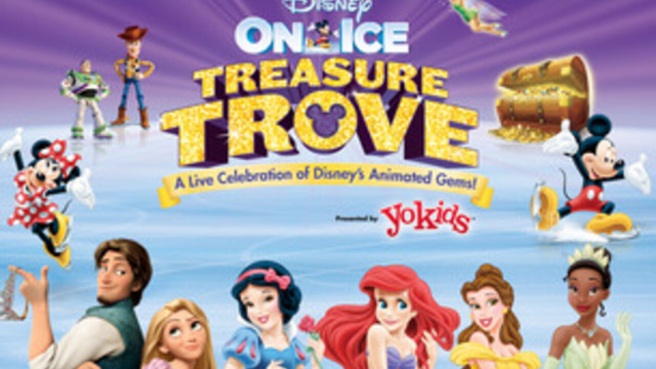 Debbie's Deals: Discount deal for Disney On Ice
