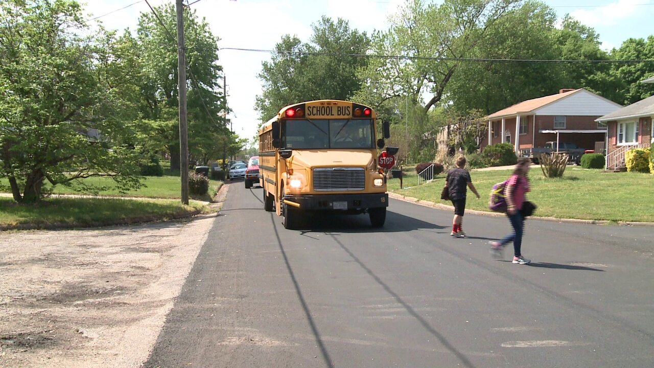 Colonial Heights parents fed up with drivers endangering their kids